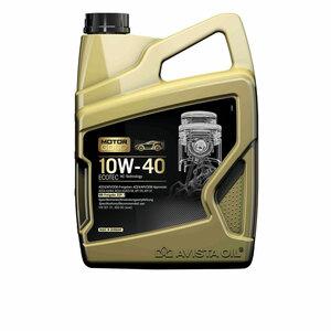 "Motoröl Ecotec ""SAE 10W- 40"", 5 L"