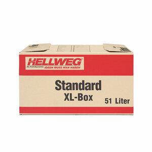 """Hellweg-Umzugskarton """"Standard XL"""",  51 L"""