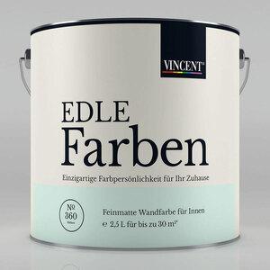 Vincent              Edle Farben Südsee, 2,5 L