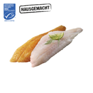Frisches Rotbarschfilet