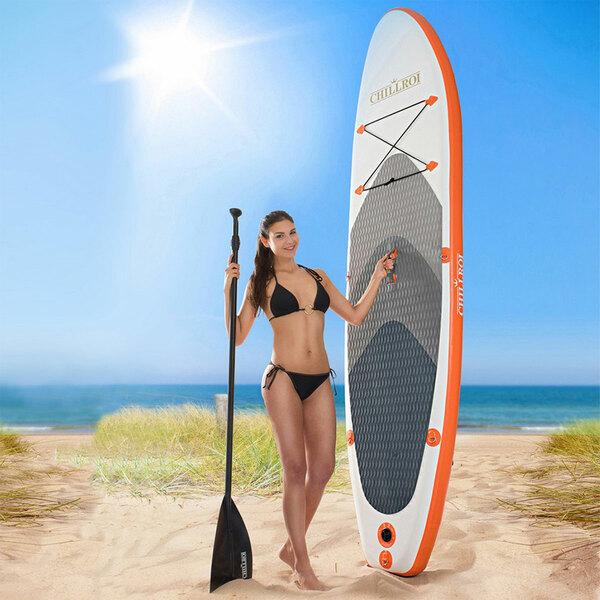 Chillroi              Stand-Up-Paddling-Board Komplett-Set 300cm