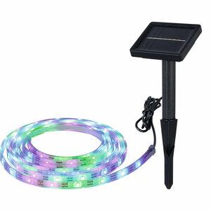 Flector              LED-Solar-Streifen, 3 m, bunt
