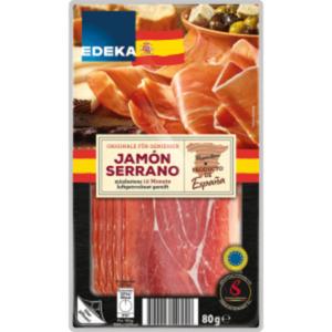 EDEKA España Jamón Serrano