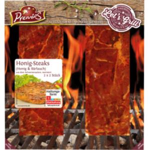 Premios Honig-Steaks