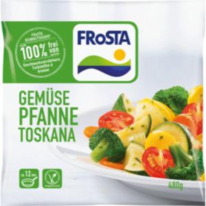 Frosta Gemüse-Mix oder Gemüse-Pfanne