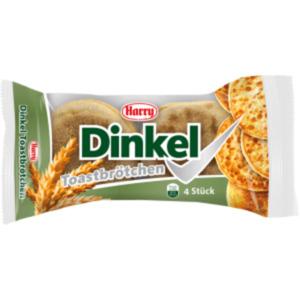 Harry Dinkel- Toastbrötchen