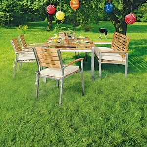 Segarda Gartentisch mit Auszug   Madura, 210/240 x 100cm