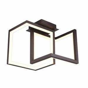 DesignLive LED-Deckenleuchte   ESPEJO