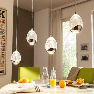 DesignLive LED-Pendelleuchte   Tear