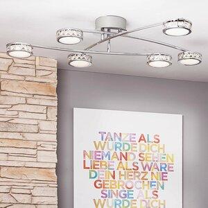 DesignLive LED-Deckenleuchte   Perico
