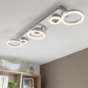 DesignLive LED-Deckenleuchte   Eight