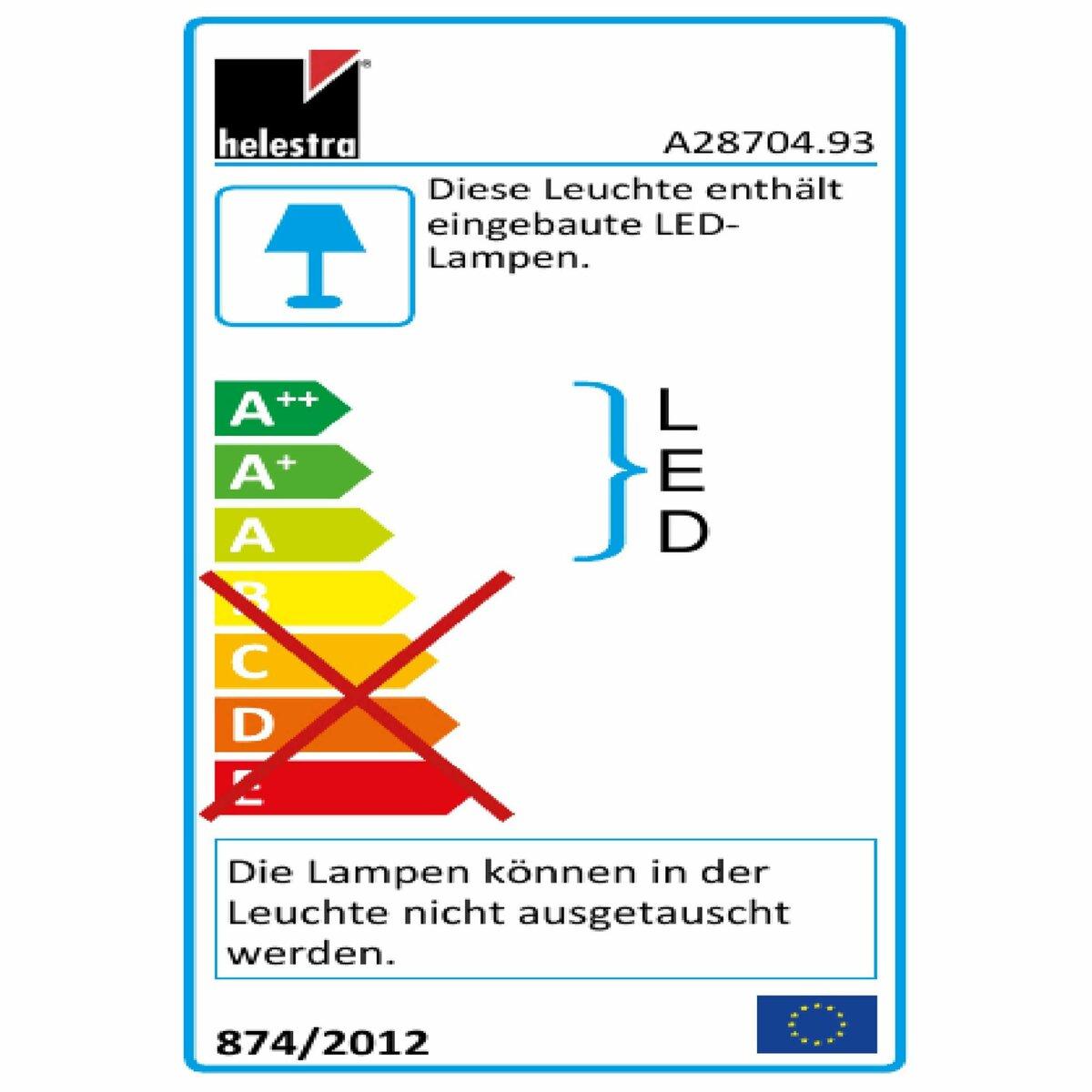 Bild 4 von Helestra LED-Außenwandleuchte   Swift