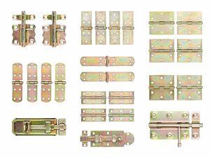 POWERFIX® Kisten-/Tischband/ Scharniere/Riegel