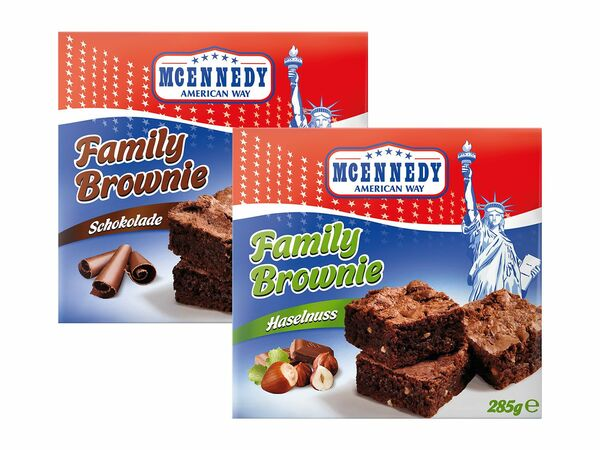 Family-Brownie