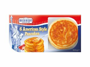 American Style Pancakes