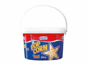 Popcorn, karamellisiert