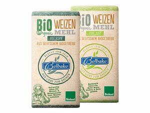 Bioland-Weizenmehl