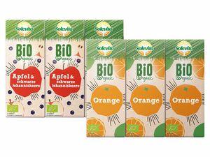 Bio-Fruchtsaftgetränk