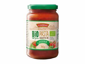 Bio-Pastasauce Basilikum