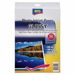 aro DIN A4 Glossy Fotopapier
