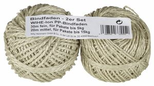 Heckmann Bindfaden - 2 Stück