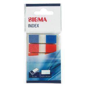 Sigma Index Haftmarker - 130 Streifen