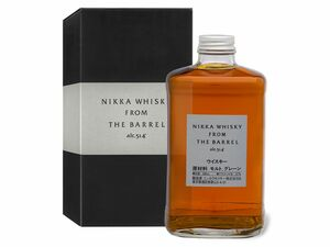 Nikka Whisky from the Barrel 51,4% Vol