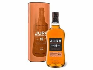 JURA Origin Isle of Jura Single Malt Scotch Whisky 10 Jahre 40% Vol