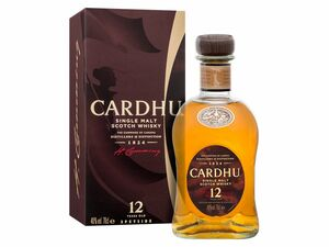 Cardhu Single Malt Scotch Whisky 12 Jahre 40% Vol