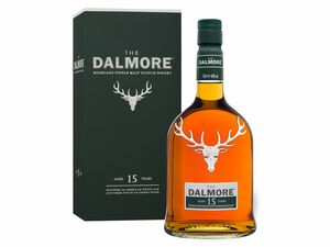 The Dalmore Highland Single Malt Scotch Whisky 15 Jahre 40% Vol