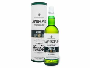 LAPHROAIG Select Islay Single Malt Scotch Whisky 40% Vol