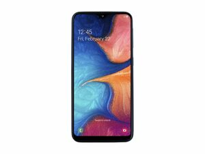 SAMSUNG Smartphone Galaxy A20e Dual SIM SM-A202F blue