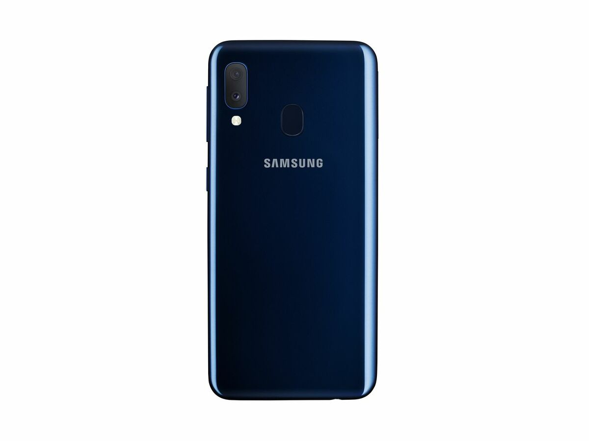 Bild 3 von SAMSUNG Smartphone Galaxy A20e Dual SIM SM-A202F blue