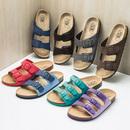 Bild 1 von BioFun Relaxing Footwear Tieffußbett-Pantoletten