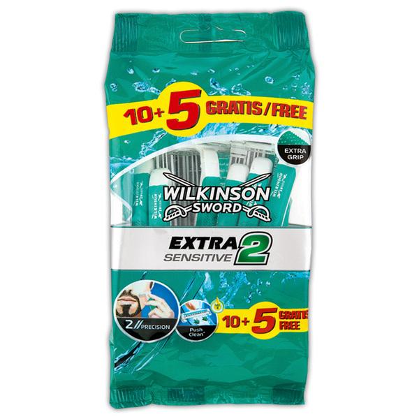 WILKINSON Einwegrasierer Extra 2