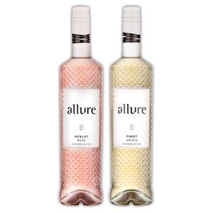 Italien 2018 Allure Pinot Grigio / Merlot Rosé
