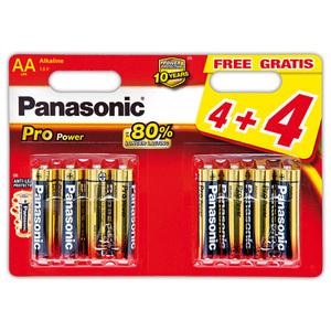 Panasonic Pro Power Batterien