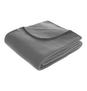 GALERIA SELECTION             Fleece-Plaid, 100% Polyester, 130 x 170 cm