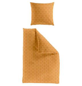GALERIA SELECTION             Bettwäschegarnitur, 100% Baumwolle, geometrisches Muster, Jersey