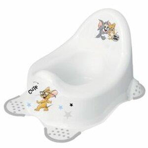 OKT - Töpfchen Tom & Jerry, weiß