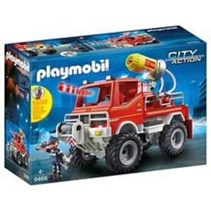 PLAYMOBIL - 9466 Feuerwehr-Truck