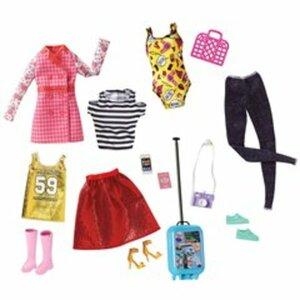 Barbie - Pink Passport: Reise-Moden (FLB31)