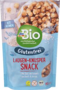 dmBio Laugen-Knusper-Snack glutenfrei