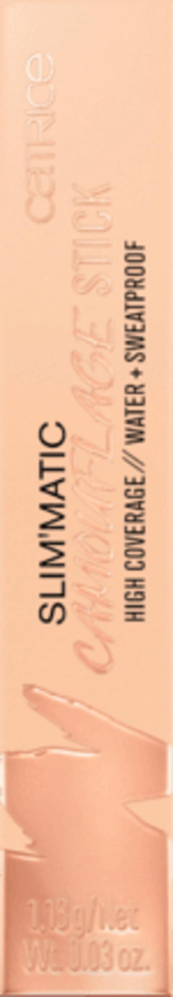Catrice Abdeckstift Slim'matic Camouflage Stick Fair Ivory 005