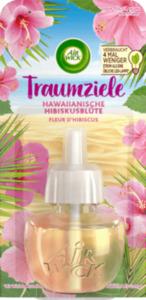 AirWick Lufterfrischer Duftstecker Hawaiianische Hibiskusblüte Nachfüllflakon