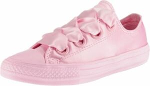 Kinder Sneakers Low Chuck Taylor All Star Big Eyelet rosa Gr. 31 Mädchen Kinder