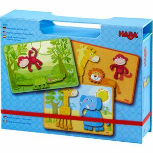 Magnetspiel-Box Tier-Safari HABA 303387