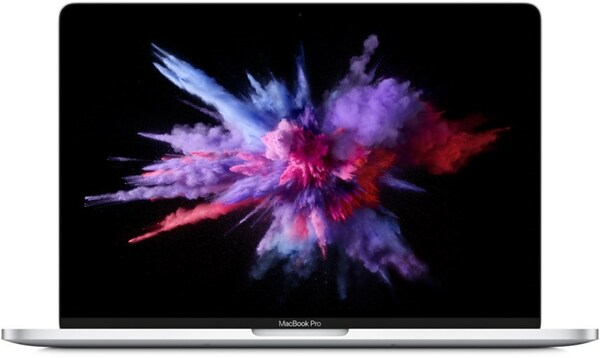Apple MacBook Pro 13´´ (MUHQ2D/A) silber