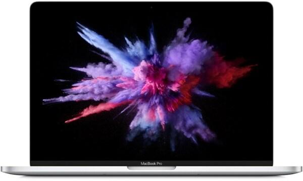 Apple MacBook Pro 13´´ (MUHR2D/A) silber