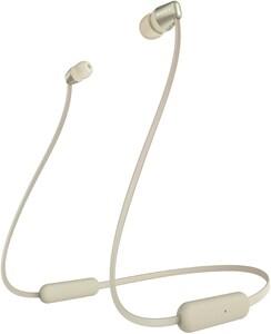 Sony WI-C310N Bluetooth-Kopfhörer gold